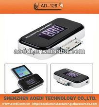 New 2012! car fm transmitter for iphone 4 ccar fm transmitter for iphone 4 manufacturer&factory&exporter