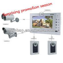 CCTV camera wired digital security video intercom door phone