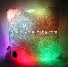 Bright Light Pillow - Starlight Square