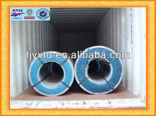 Galvanized steel sheet metal coil