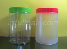 750ml PET Plastic Jar