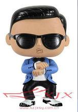 2012 Fashion Character Gangnam Style PSY Figurine