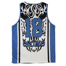 Basketball Uniform with Team Sublimation Print