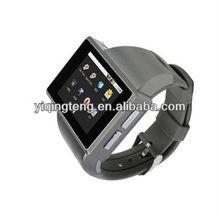 2012 High technology smart watch cell phone