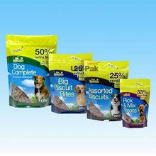 pet food online food packaging materials