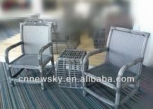 2013 Garden Coffee Table & Double Chair Set