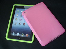 2012 New Computer Accessoires Mini Silicone Cover Case for Ipad