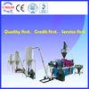 pvc plastic granulating line