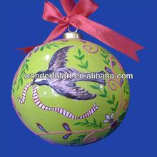 metal craft hanging hollow decorative ball