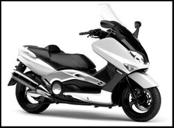 Carbon Fiber Front Fairing for Yamaha Tmax 500 2008-2011