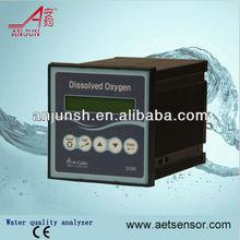 Biological fermentation dissolved oxygen analyzer/DO meter/dissolved oxygen controller DO96