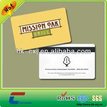 printing machine plastic business cards