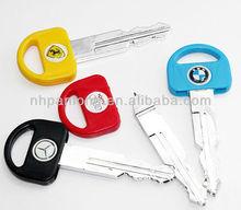 fashion car keys ball pen
