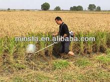 42.cc mini rice harvest equipment factory in China / Skype:Minsta-Blair