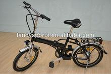 350w green power electric bike/ Folding electric bike 36v , 2012/ foldable electric bike 26 inch (LD-EB301)