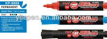 permanent waterproof marker pen