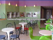 2012 Frozen yogurt ice cream machine(CE approved) Standing floor