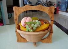 Antique bamboo baskets,bamboo folding apple basket