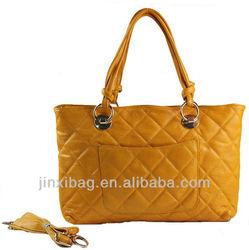Real leather luxury handbags women bags 2013