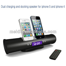 Multifunctional best portable speaker for ipod&iphone3g, 4,4s&5g