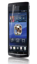 2012 professional screen guard for sony ericsson xperia new cell phone