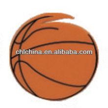 Basketball shape letter opener