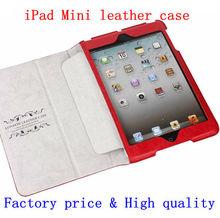 for ipad mini hard case, New 360 Rotation Leather Cover for iPad Mini