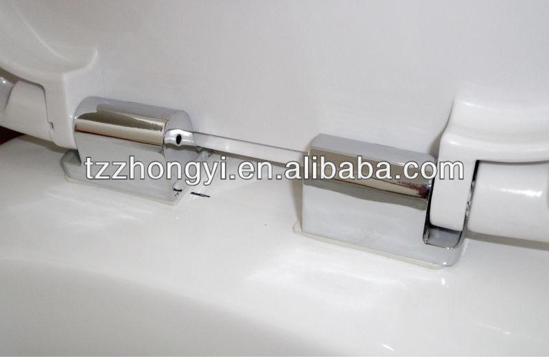 Toilet Seat Hinges Soft Close View Toilet Seat Hinges Soft Close Zhongyi Pr