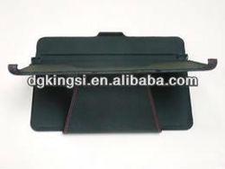 for ipad mini crystal case, rotary leather case for ipad mini