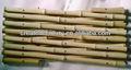 Expansion pliage clôture treillis de bambou jardin treillis