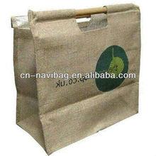 hessian tote bags(NV-J0125)