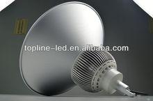 Warehouse and factory bridgelux cob pendant high bay 100w led warehouse light