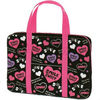 "2013 hot Crux 15"" Smile Sweet Nylon Tote shopping bag"
