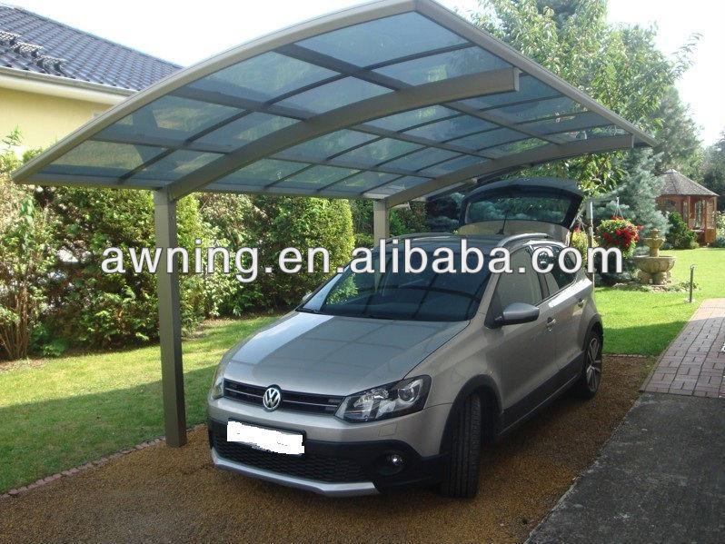 Cocheras garajes con policarbonato techo-Garajes, Marquesinas y ...