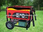 portable petrol electrical generator set 5Kw