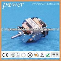 ac motor PU5415 hair dryer fan motor