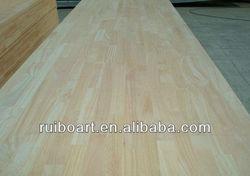 Finger Joint Rubber Wood Board