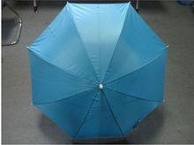 Bike umbrella with UV protection