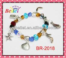 Fashion clear crystal bracelets,new designer gifts