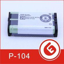 New FOR Panasonic HHR-P104 Cordless Phone Battery HHRP104