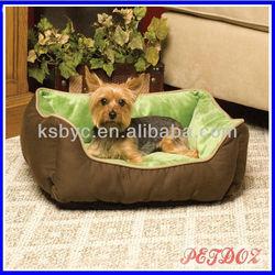 Lounge sleeper indoor dog house bed