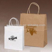 Mini Kraft Bag wih Paper Handle