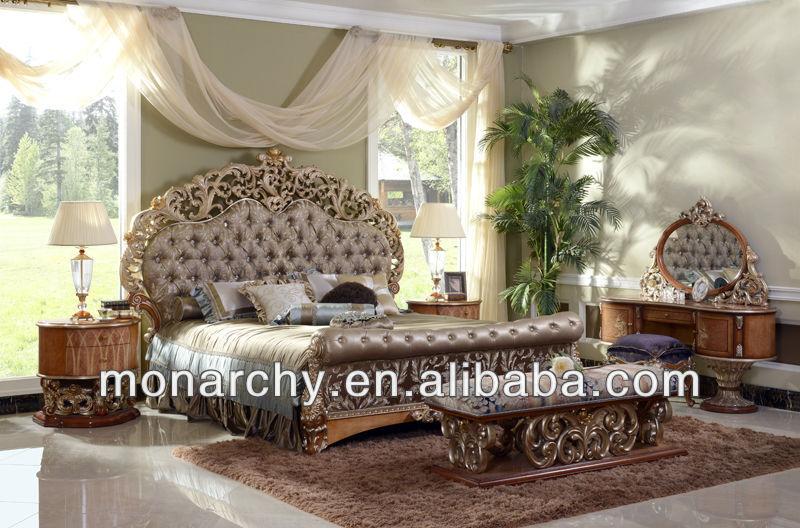 legno antico letto camera da letto mobili moderni-Camera da letto ...