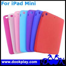 Rubber Cover For iPad Mini Soft Silicon Case