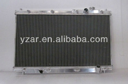 Aluminum Radiator for Honda Civic 2001-2005