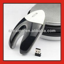 2012 hotsale pen mouse wireless laser pointer V5