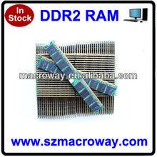 High speed memoria ddr2 pc667 1gb ram