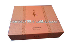 Top hot high quality paper gift box in 2012