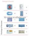 Aparelho ortodôntico acessórios / titular suportes