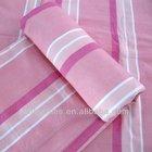 40x40 133x72 57''/58'' Cotton woven stripe fabric